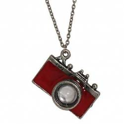 Collier Appareil Photo