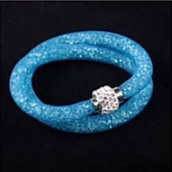 Bracelet Wrap Brillant