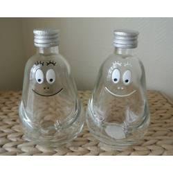 2 bouteilles Barbapapa