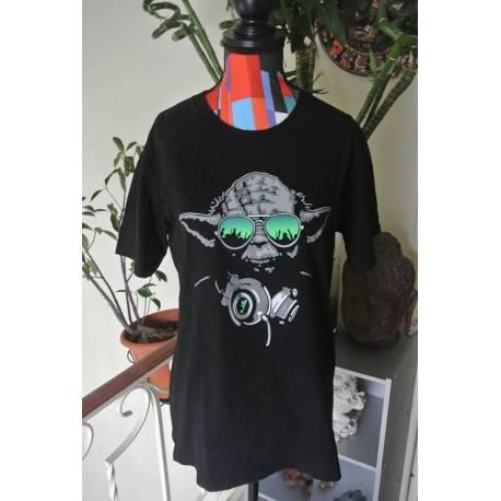 T-shirt Manche courte Yoda