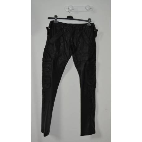 "Pantalon Simili Cuir ""Zara Man"""