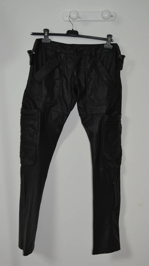 Man Simili Man Cuir Cuir Pantalon Zara Simili Pantalon Zara Pantalon N80nwmvO