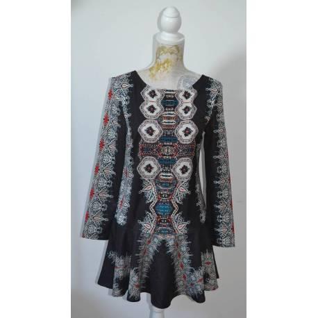 Robe / Tunique à Dos Nu