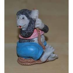 Statuette Singe