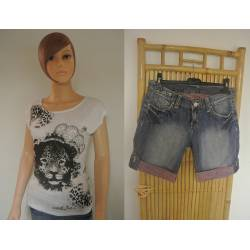 Ensemble Short et T-Shirt