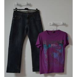 Ensemble Jeans et T-shirt