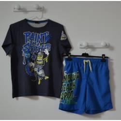Ensemble T-shirts et Short de Bain